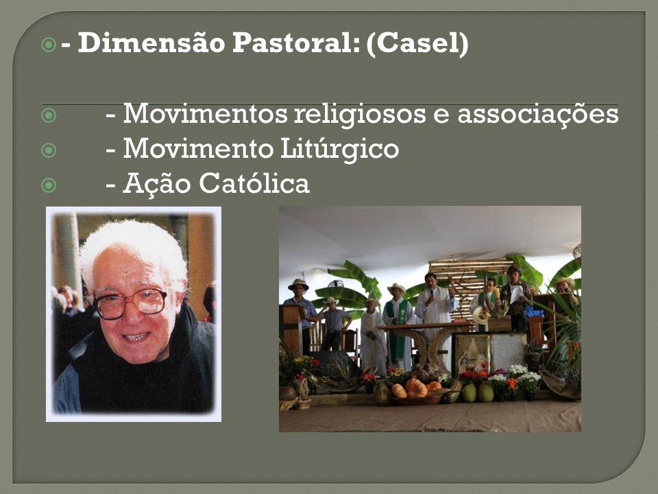 - Relação da Igreja com o mundo:.continuidade da doutrina social da Igreja.