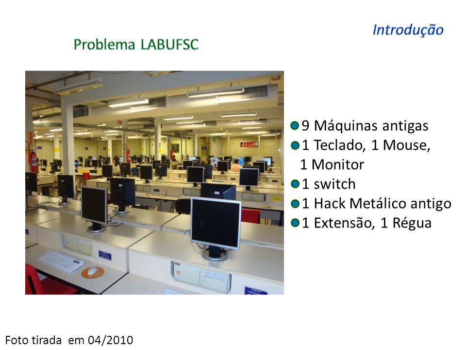 Uma solução em cluster para a alta demanda de processamento no LABUFSC está fundamentada em três soluções em software livre: Plataforma Linux, LDAP e Linux Virtual Server.