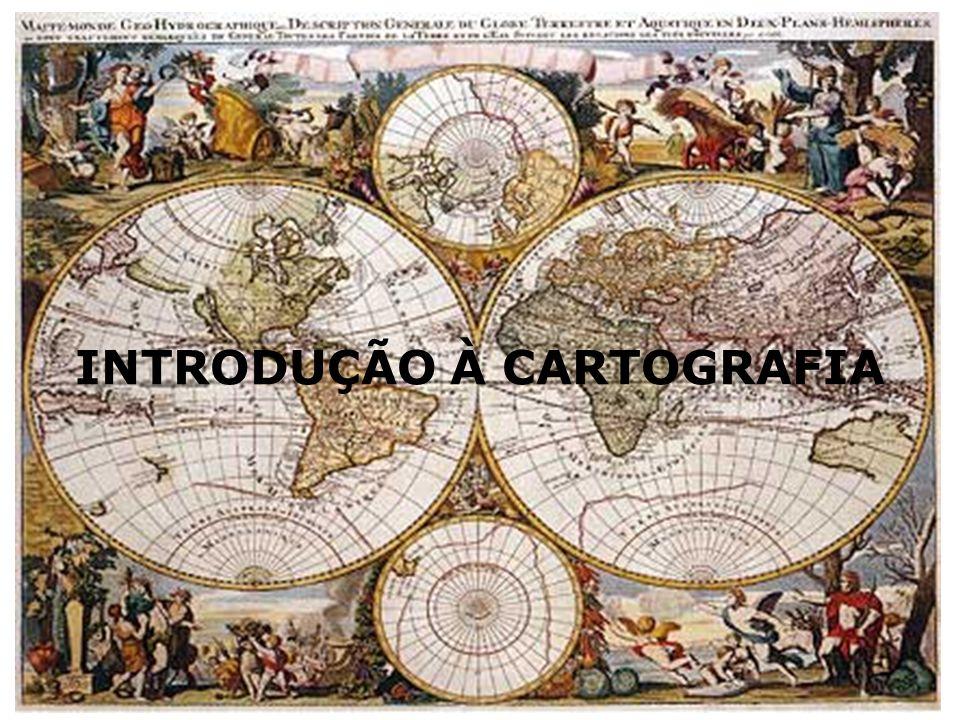 EXEMPLOS DE REPRESENTAÇÃO TEMÁTICA Diferentes planos de informação para representar esquematicamente a realidade podem gerar diferentes mapas temáticos.