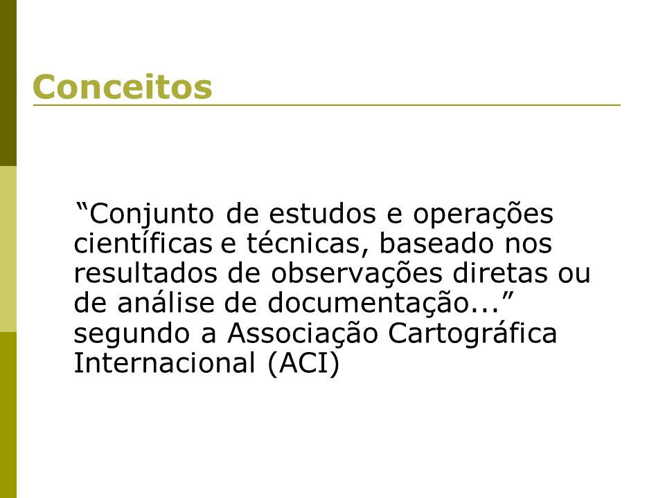 Conjunto de estudos e operações científicas e técnicas, baseado nos resultados de observações diretas ou de análise de documentação... segundo a Assoc