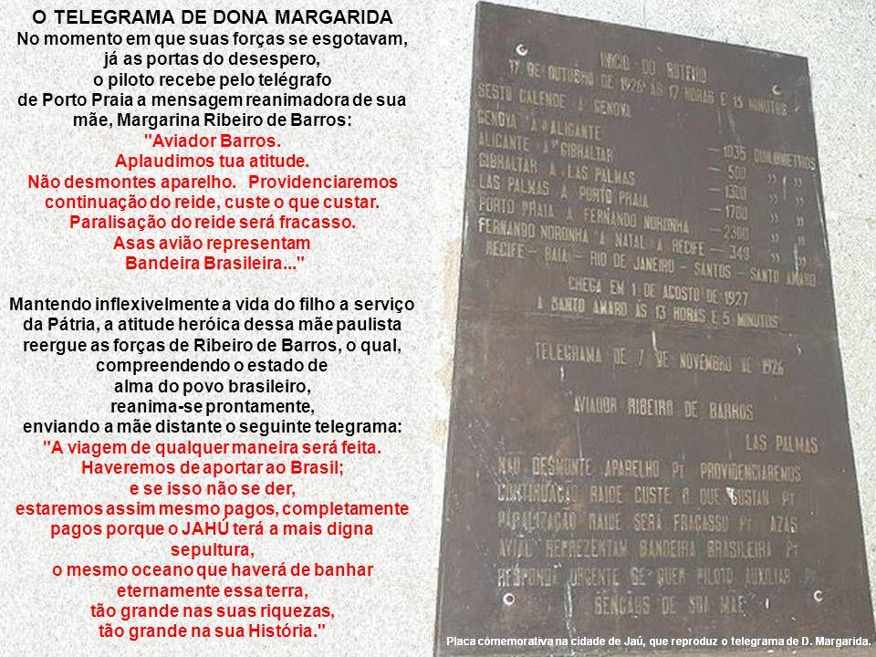 A sabotagem Seu avião foi sabotado, sendo assim necessária uma parada em Alicante, na Espanha, onde descobriu uma peça de bronze no carter do aparelho que hoje encontra-se no Museu da Aeronáutica, além de água, areia e sabão no sistema de alimentação do motor.
