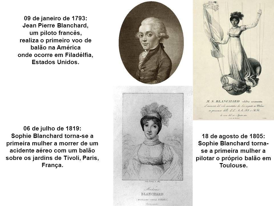 04 de junho de 1784: A cantora de ópera francesa, Mme.