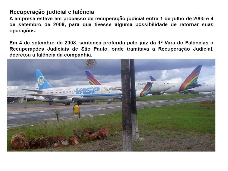 Aviões da VASP abandonados em Manaus