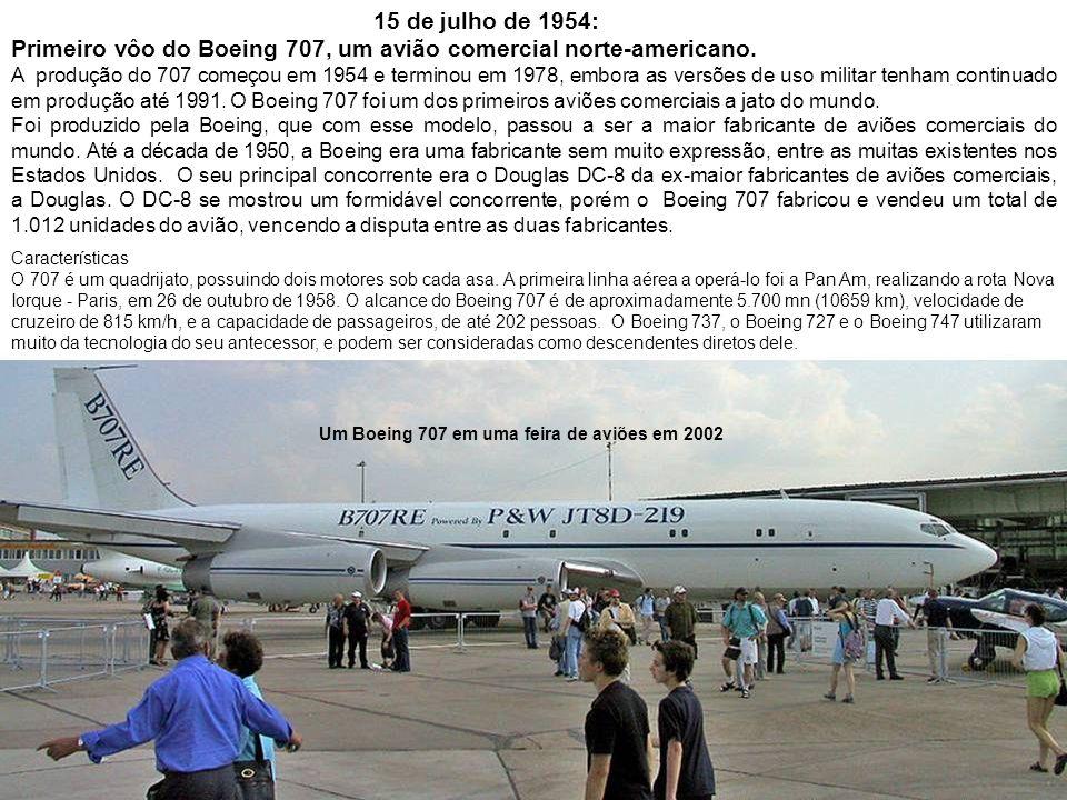 Japan Airlines Boeing 777-300 JAL Building 01 de agosto de 1951: A companhia aérea japonesa Japan Airlines é criada.