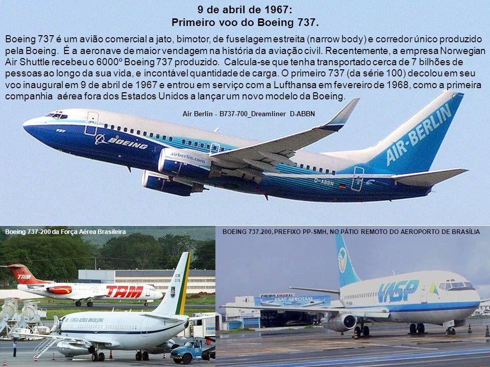 02 de março de 1959: Aerolíneas Argentinas inicia vôos comerciais internacionais.