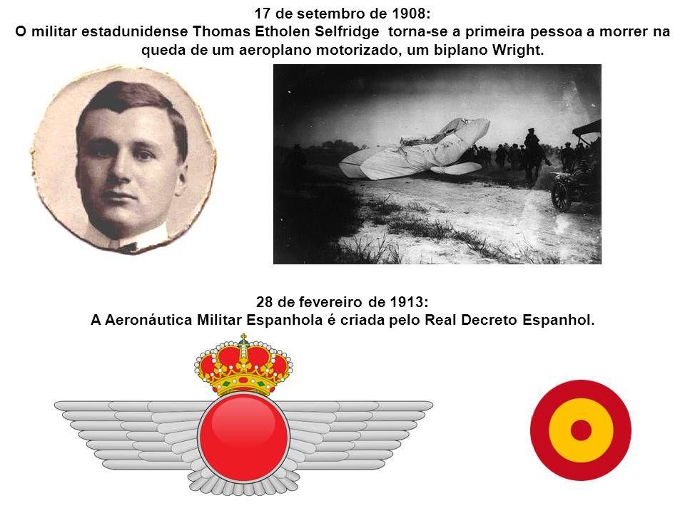 23 de setembro de 1913: Roland Garros realiza a primeira travessia aérea sem escalas do Mediterrâneo.