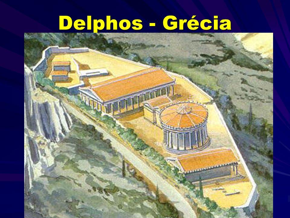 6 Delphos - Grécia