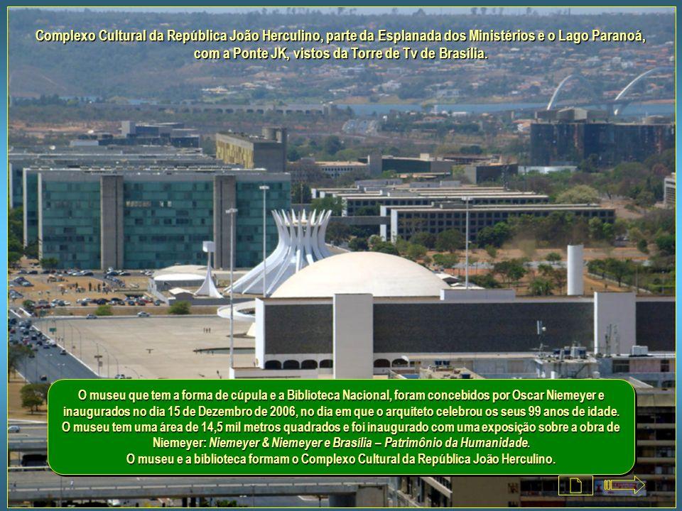 Memorial dos Povos Indígenas Espaço interno, palco de eventos interculturais