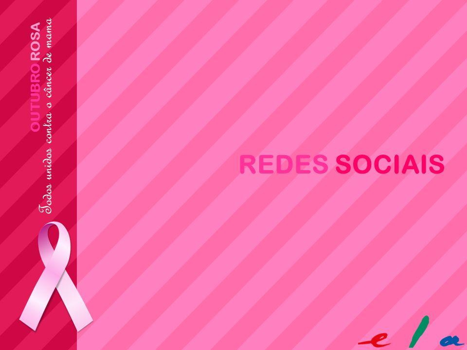 OUTUBRO ROSA REDES SOCIAIS