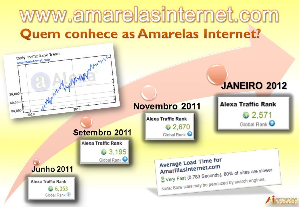 Junho 2011 Setembro 2011 Novembro 2011 JANEIRO 2012