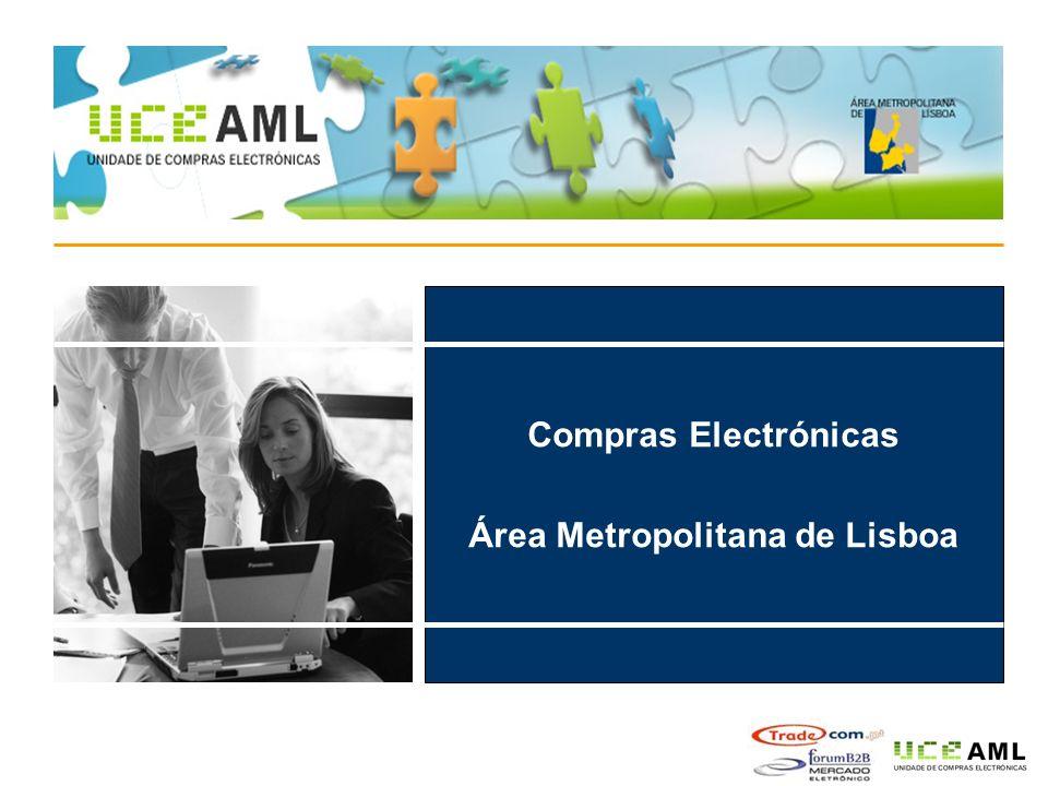 Compras Electrónicas Área Metropolitana de Lisboa