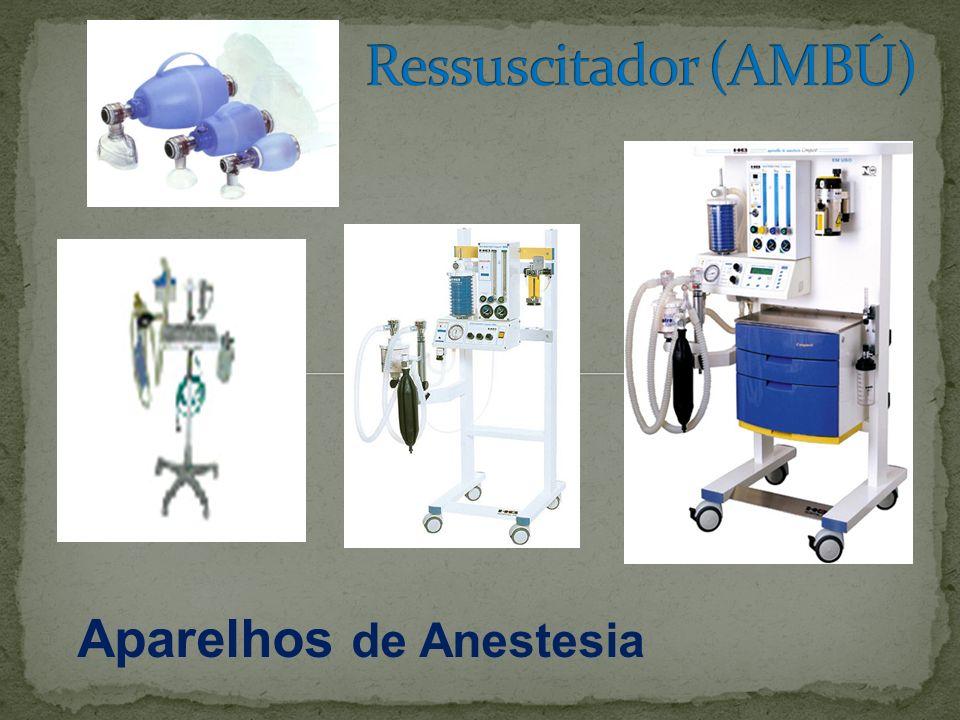 Aparelhos de Anestesia