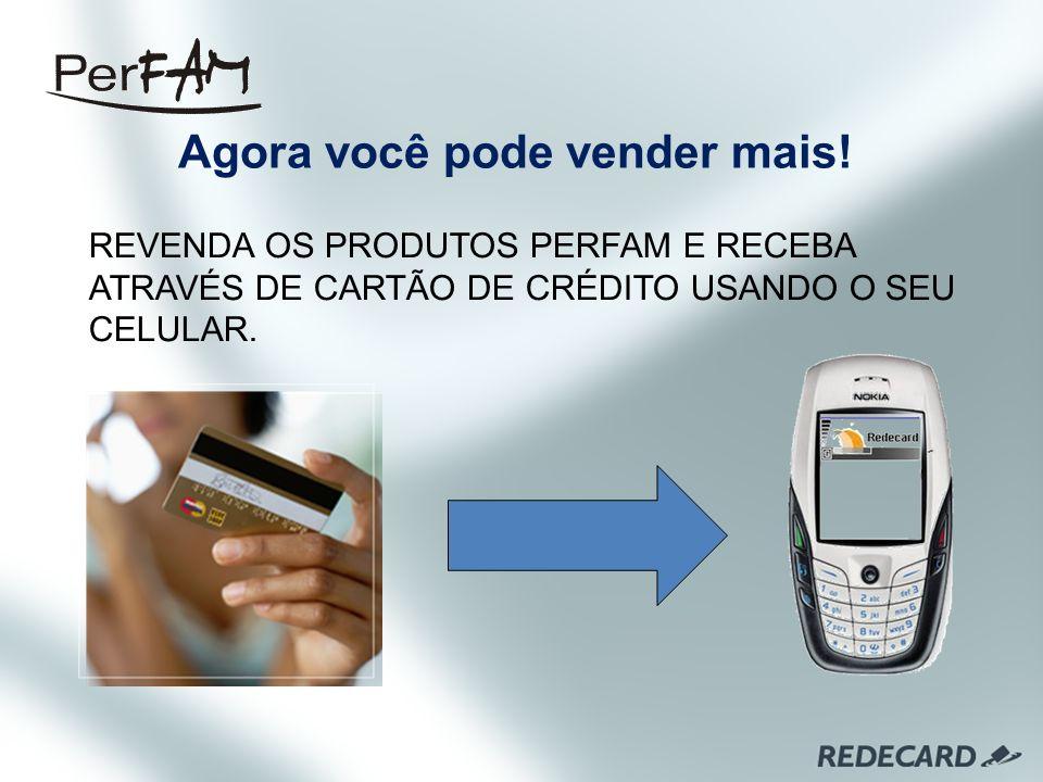 Agora seu celular pode virar uma maquina de Cartão de Crédito...