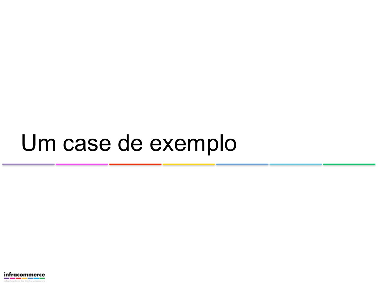 Um case de exemplo