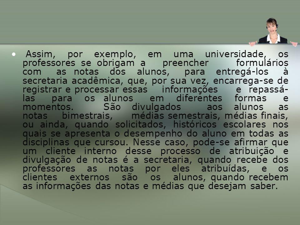 Tendo-se a definição de Juran (1992, p.