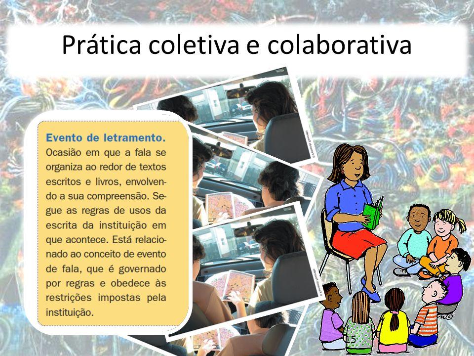 15 Prática coletiva e colaborativa