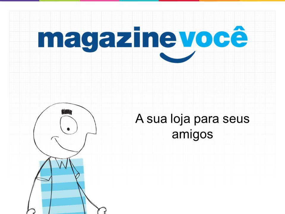 Rápido Crie uma loja com até 60 produtos do magazineluiza.com e compartilhe com seus amigos pelo Facebook.