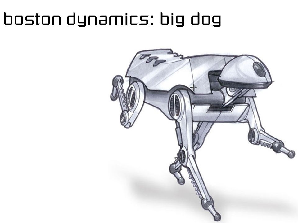 boston dynamics: big dog