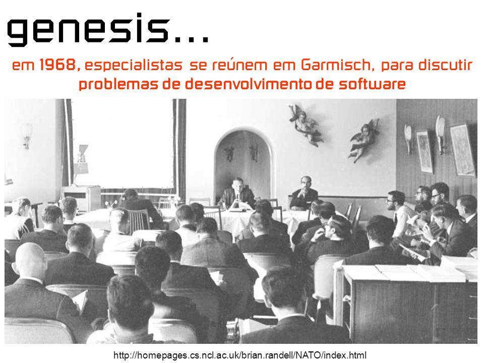 genesis...