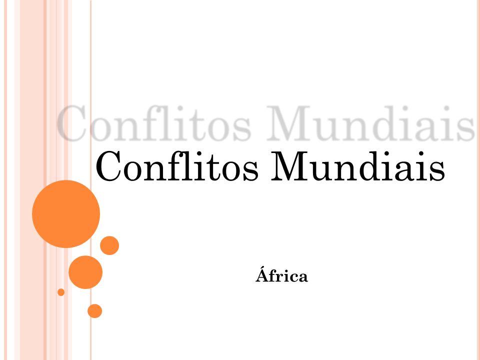 África Conflitos Mundiais