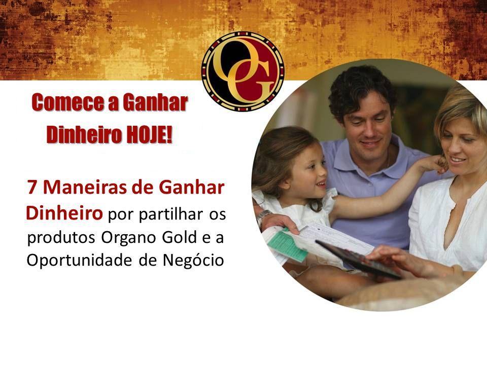 Pense e Enriqueça Organo Gold orgulha-se de ser a primeira a ter a exclusiva colaboração estratégica com a Napoleon Hill Foundation e o seu Centro de