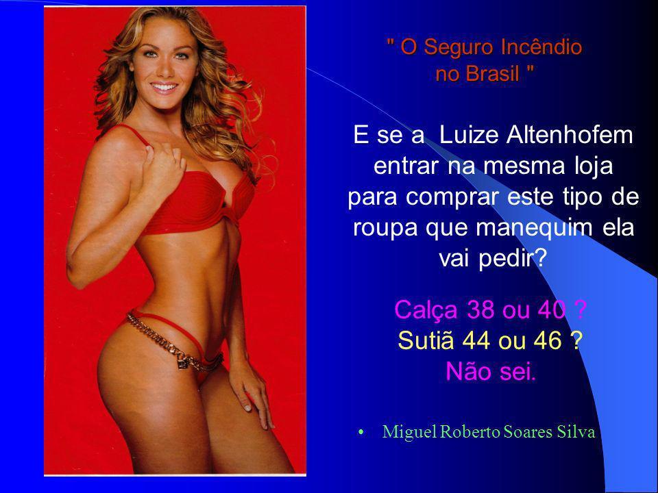 Miguel Roberto Soares Silva Se a Carolina Ferraz entrar em uma loja para comprar roupas que manequim ela vai pedir? Talvez 38 ou 40 !! Não sei.