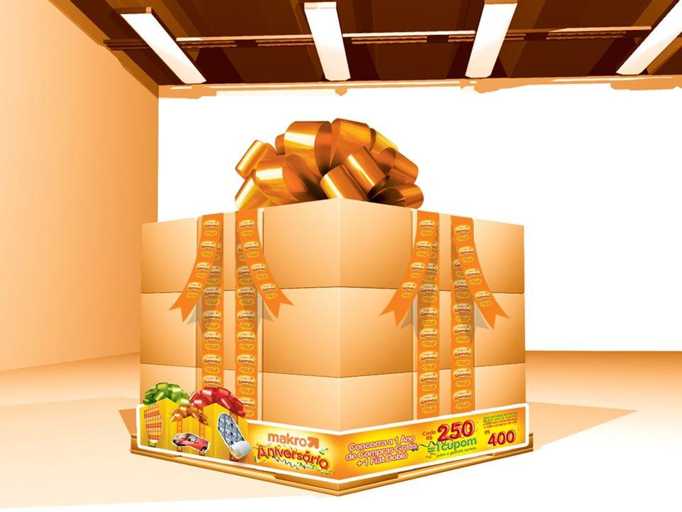 Parcerias Colocar Pallet com decoração simples.