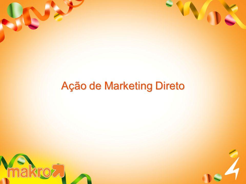 Ação de Marketing Direto