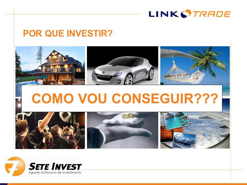 Por que investir em ações.E o futuro.