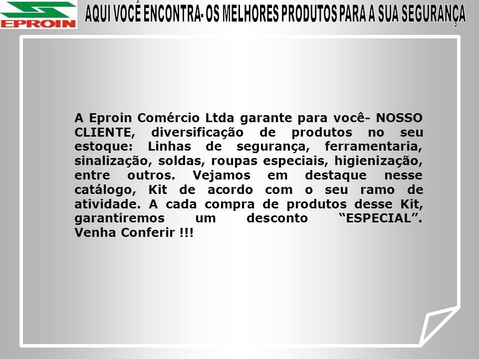 EPROIN COMÉRCIO LTDA Av.Getúlio Vargas nº.