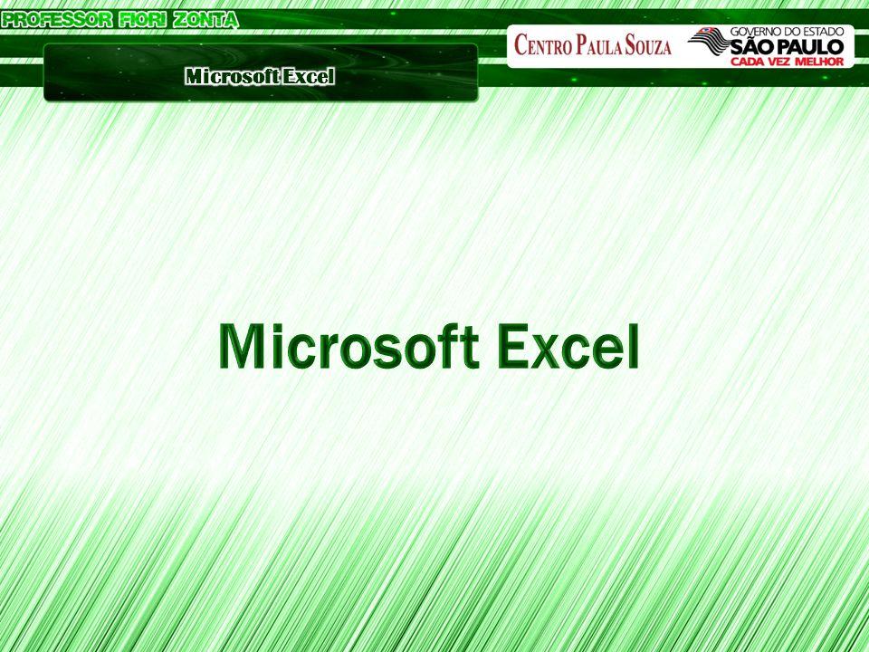 Apesar de estarmos digitando preços não é necessário digitar o R$ o próprio Excel irá adicionar o símbolo de moeda.