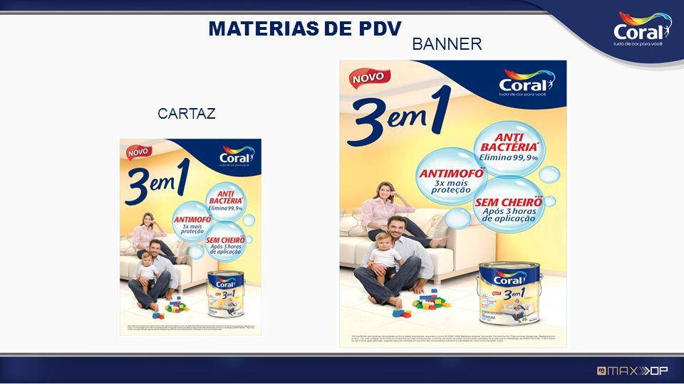 BANNER MATERIAS DE PDV CARTAZ