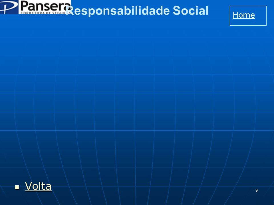 9 Responsabilidade Social Volta Volta Volta Home