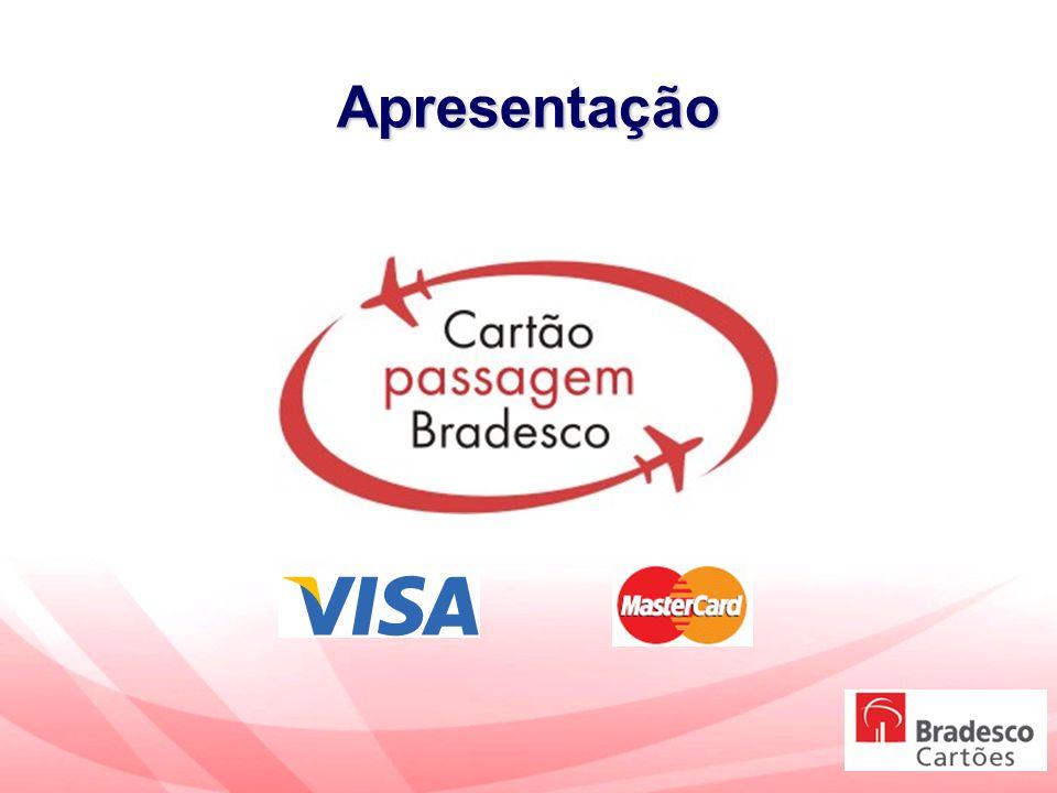 Cartão de crédito virtual (não há emissão de plástico), exclusivo para passagens aéreas.
