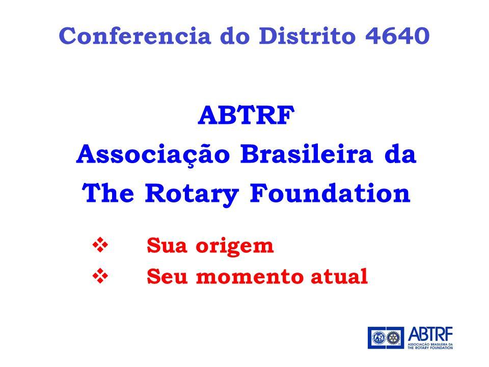 Empresa Cidadã Formas de Participação Doações Únicas (através de Depósito Bancário) * Doações Parceladas (através de Boleto Bancário) * Emissão pelo site: www.abtrf.org.brwww.abtrf.org.br * BANCO BRADESCO * BANCO BRADESCO (237) Agência 0136-8 Conta Corrente 142553-6