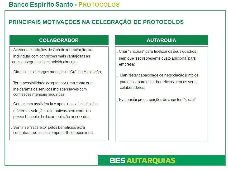 PRINCIPAIS MOTIVAÇÕES NA CELEBRAÇÃO DE PROTOCOLOS AUTARQUIA.