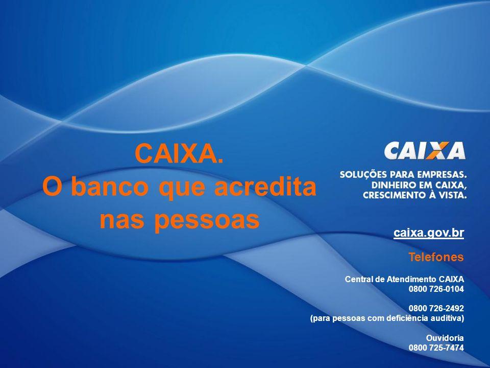 Cheque Empresa CAIXA O que é Limite de crédito rotativo para prover a conta corrente toda vez que sua empresa tiver necessidade eventual de recursos.