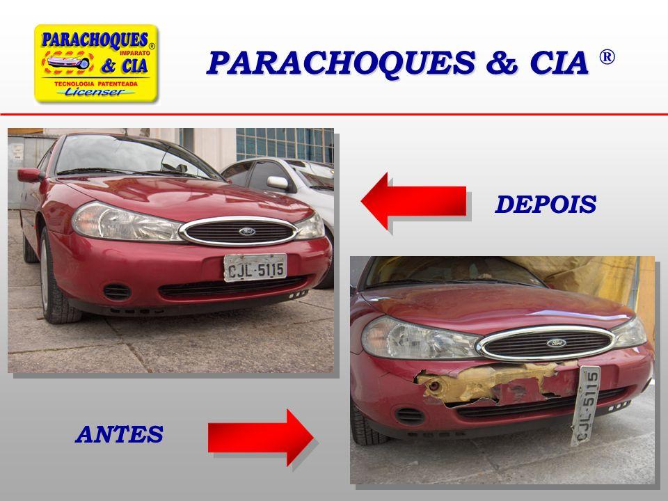 PARACHOQUES & CIA PARACHOQUES & CIA ® DEPOIS ANTES