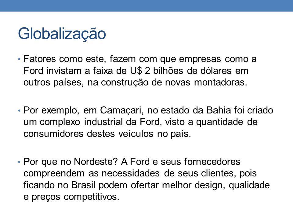 Globalização: Razões 1.