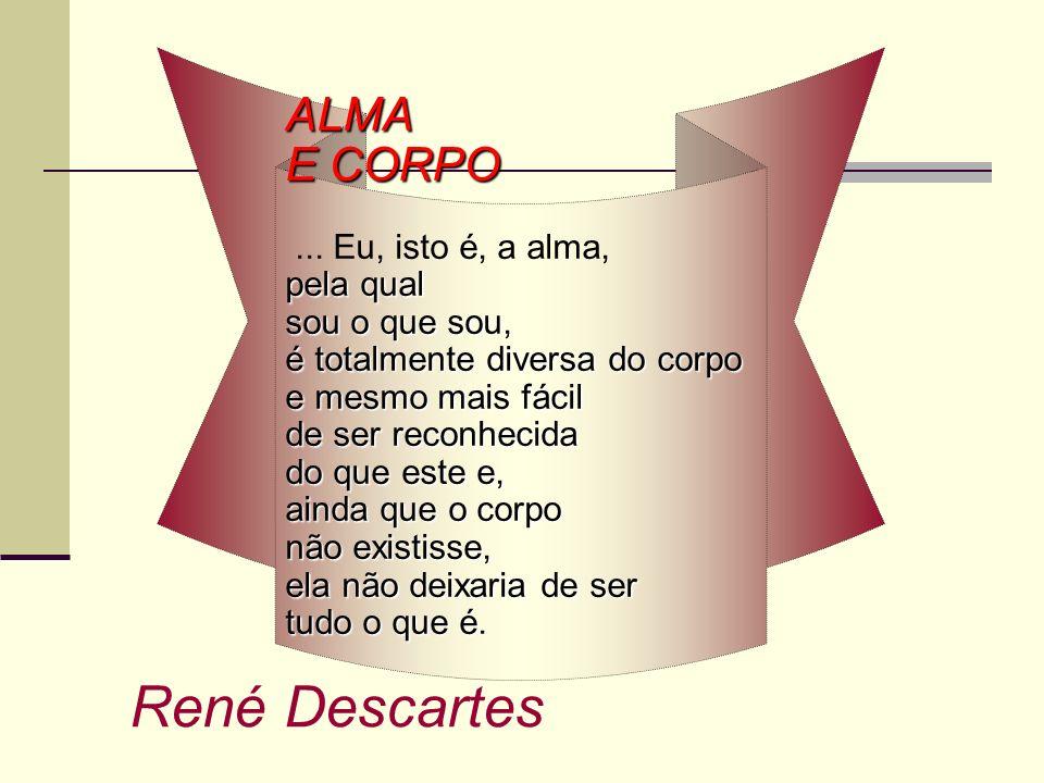 ALMA E CORPO...