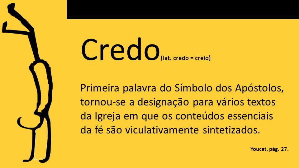 Credo (lat.