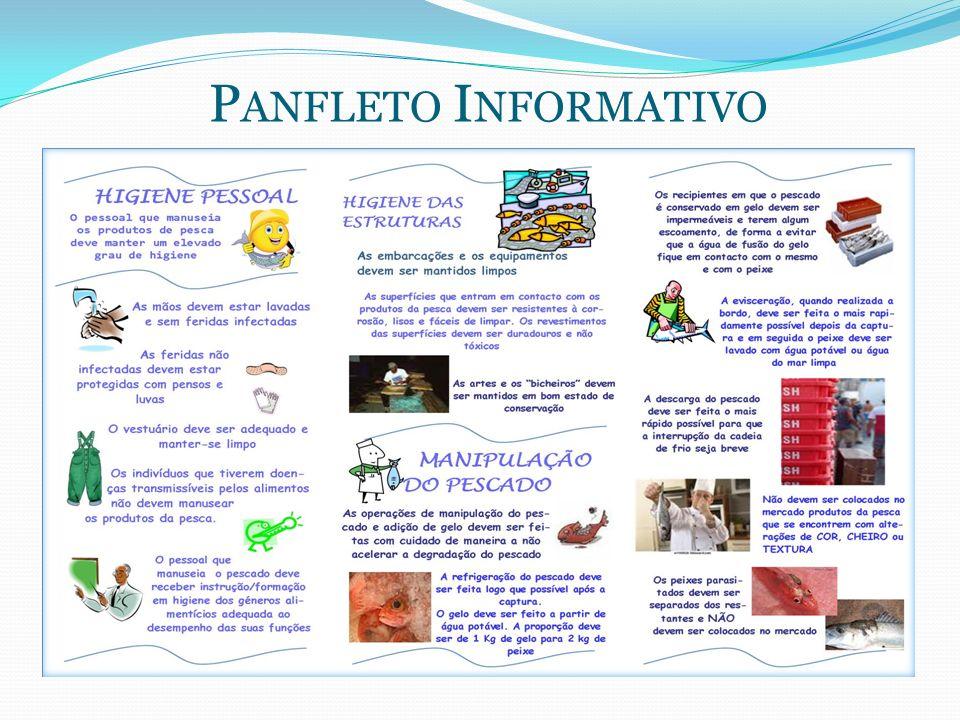 P ANFLETO I NFORMATIVO Higiene e Boas Práticas Regulamento (CE) n.º 852/2004 do Parlamento europeu e do Conselho de 29 de Abril de 2004 Regulamento (C