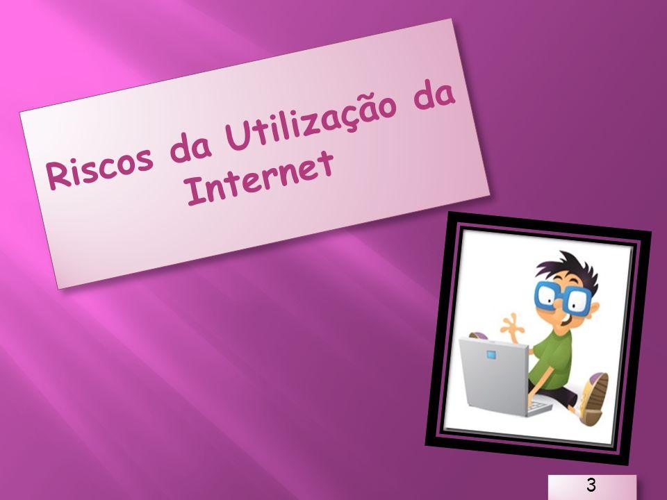 Riscos da Utilização da Internet 3 3 3