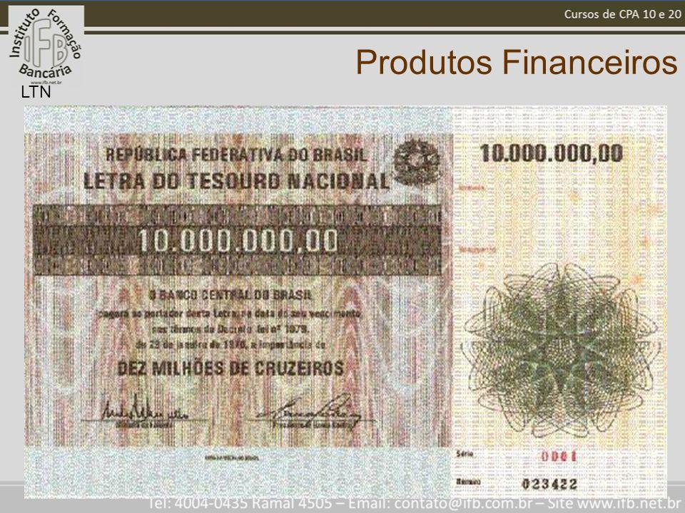 Produtos Financeiros LTN