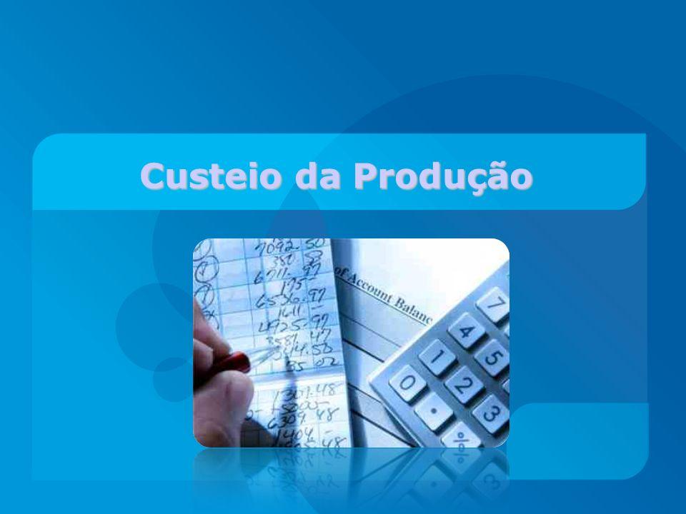 Custeio da Produção