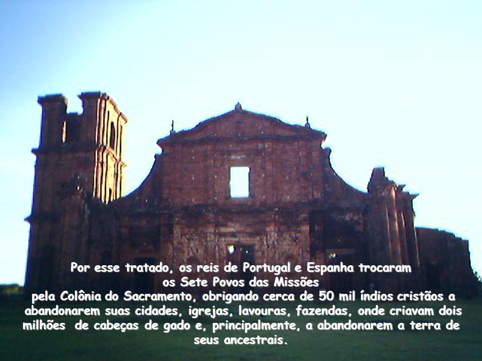 José Tiaraju, mais conhecido como Sepé, nasceu em São Luiz Gonzaga e foi criança órfão, sendo adotado pelos jesuítas de São Miguel, o