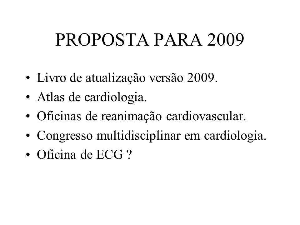 PROPOSTA PARA 2009 Livro de atualização versão 2009.
