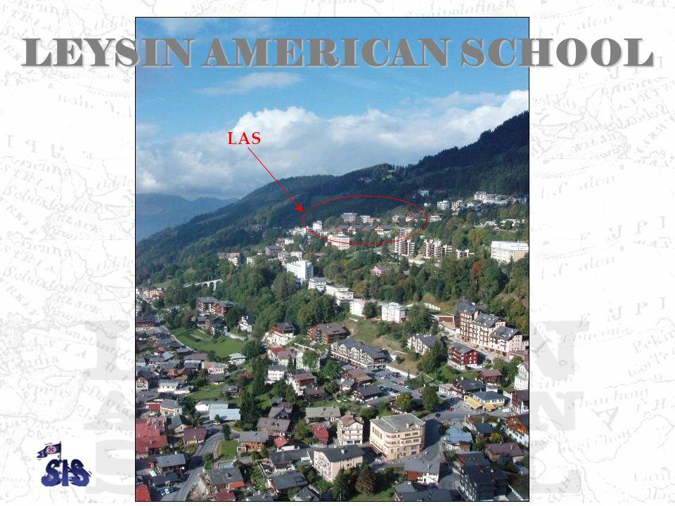 LEYSIN AMERICAN SCHOOL LAS