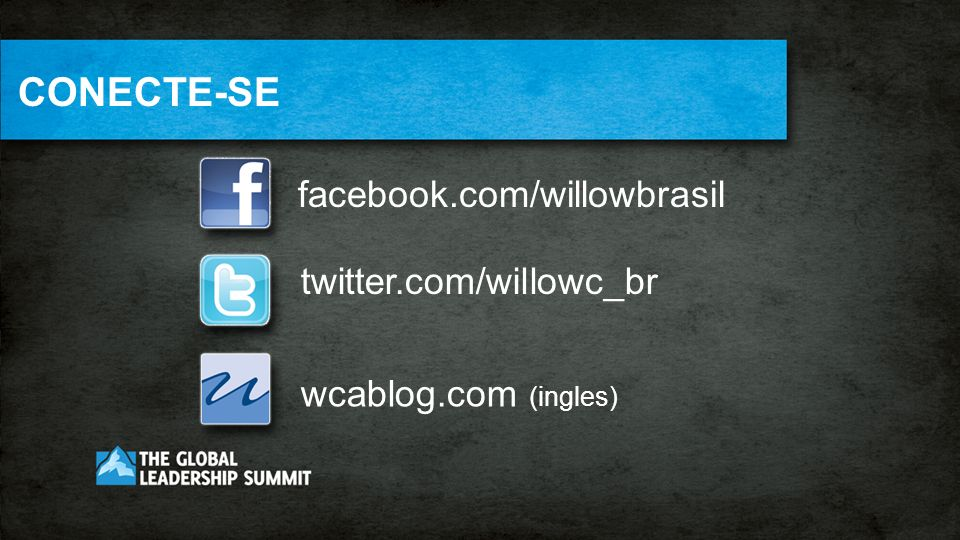 facebook.com/willowbrasil twitter.com/willowc_br wcablog.com (ingles) CONECTE-SE