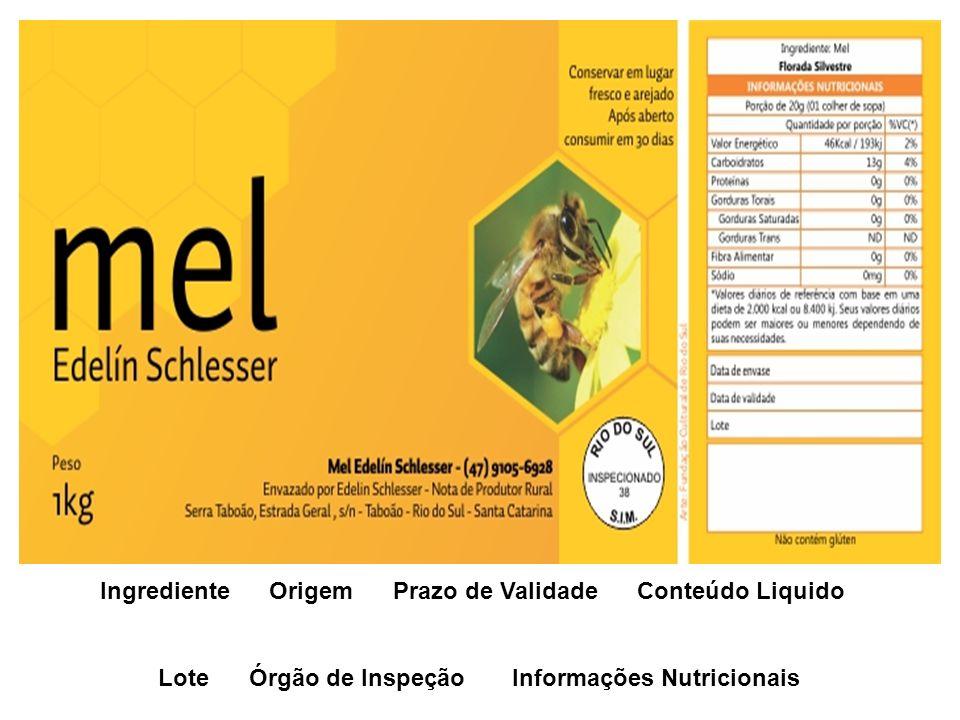 A ANVISA disponibiliza um programa para cálculo das informações nutricionais através do site: http://www.anvisa.gov.br/rotulo/ Neste site o produtor poderá construir passo-a-passo a embalagem para o seu produto.